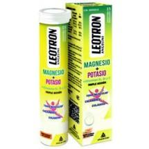 Leotron Magnesio con Potasio 15 Comprimidos