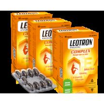 Leotron Complex 90 + REGALO *30 Comprimidos