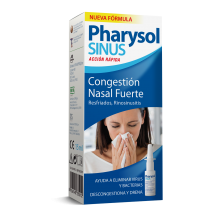 Pharysol Sinus Accion Rapida 15ml