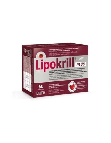 Lipokrill Plus 60 Cápsulas