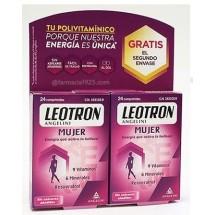 Leotron Mujer 24 Comprimidos