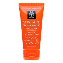 Apivita Crema Solar Facial Antiarrugas Spf 30 50Ml