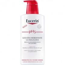 Eucerin pH5 Locion Hidratante Ultraligera 1000mL