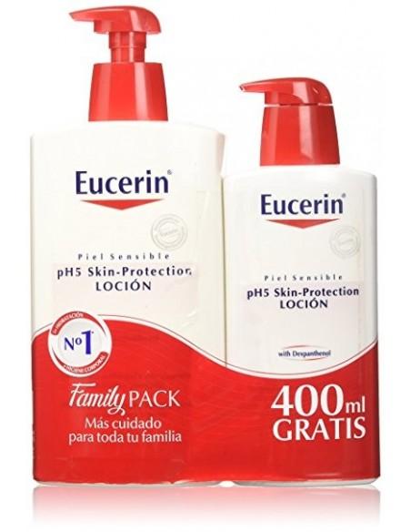 Eucerin Locion 1000 mL + 400mL de Regalo*