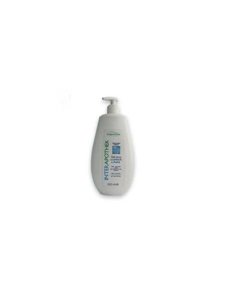 Interapothek Gel Intimo Con Extracto De Avena 500ml