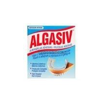 Algasiv Almohadilla Inferior 18 Unidades