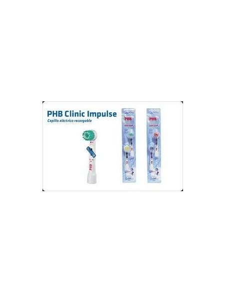 Recambio Cepillo Electrico Phb Clinic