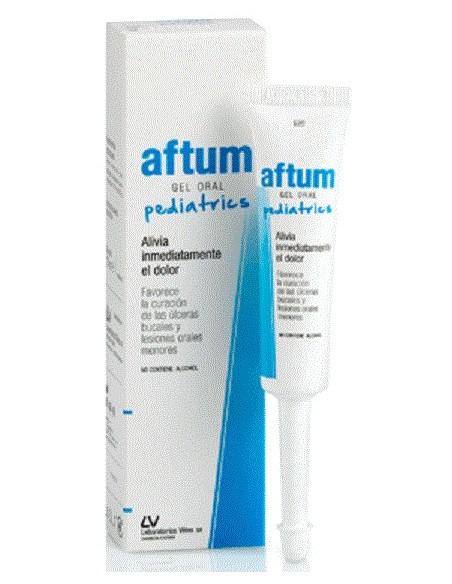 Aftum Gel Oral Pediátrico 15ml