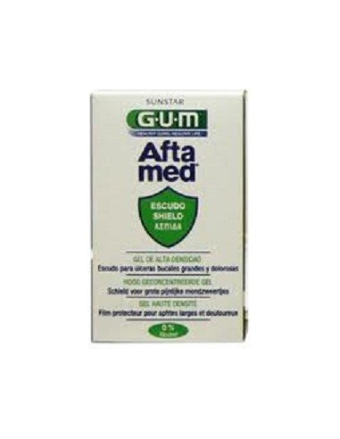GUM AFTAMED ESCUDO 10ML