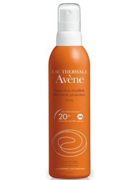 Avene Loción Fps 20 Spray 200ml