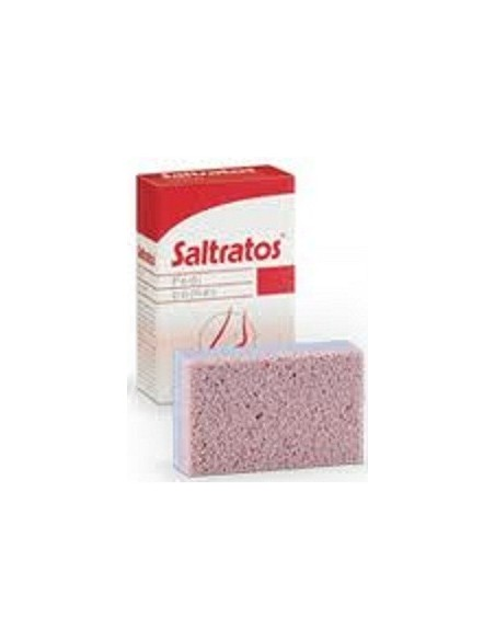 Saltratos Pedi Pomez Esponja Dura
