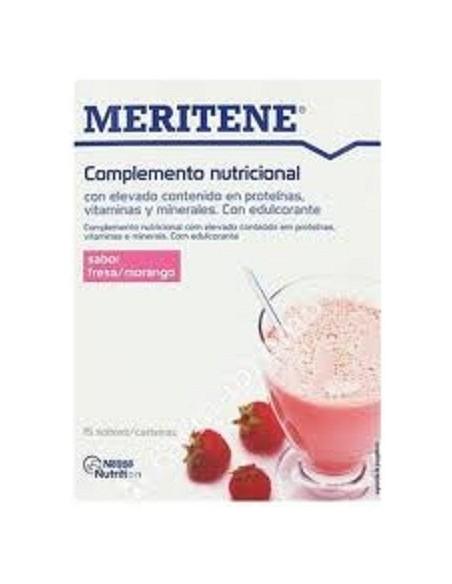 Meritene Fresa 30g X 15dosis
