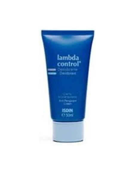 Isdin Lambda Control Crema Desodorante 50ml