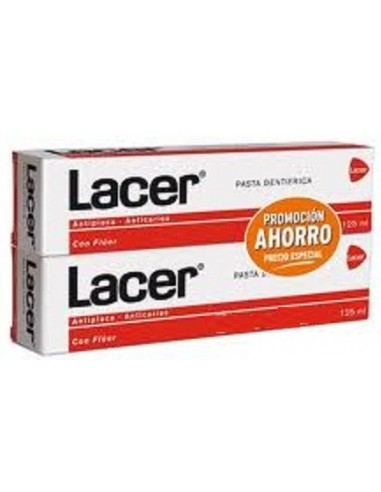 LACER DUPLO 125+125ML