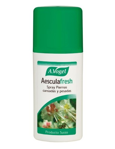 AESCULAFRESH SPRAY PIERNAS CANSADAS 100ML