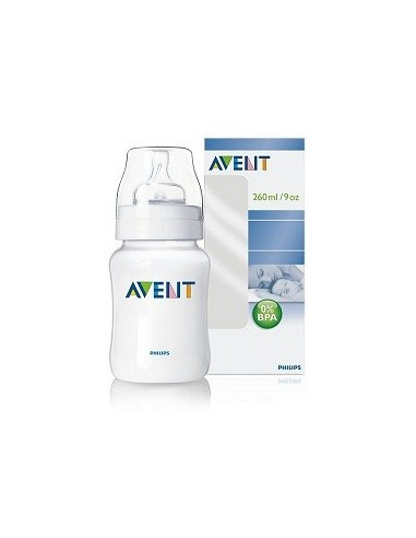 BIBERON AVENT 260 ML
