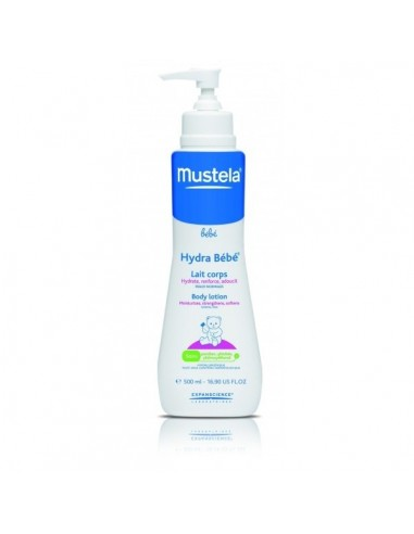 MUSTELA HYDRO BABY CORPORAL 500ML