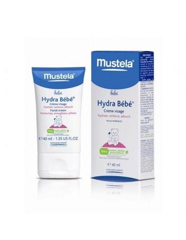 MUSTELA HYDRA-BEBE 40ML