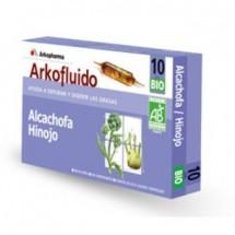 ALCACHOFA-HINOJO 20AMPOLLAS