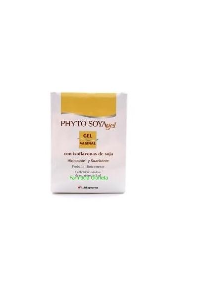 Phyto Soya Gel Vaginal 8monodosis X 5ml