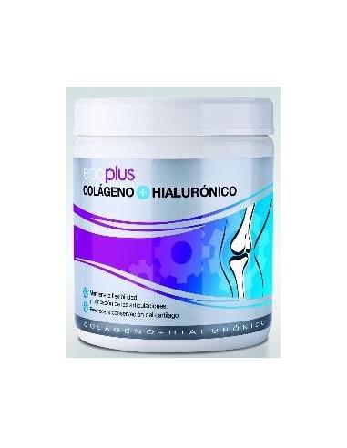 EPAPLUS COLAGENO+HIALURÓNICO  420g