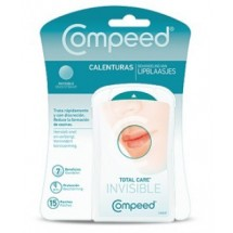 COMPEED PARCHE HERPES 15 UNIDADES