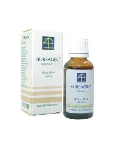 SPAGYRICA BURSAGIN GOTAS 30 ML
