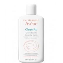 Avene Clean Ac Dermo Limpiador 200ml