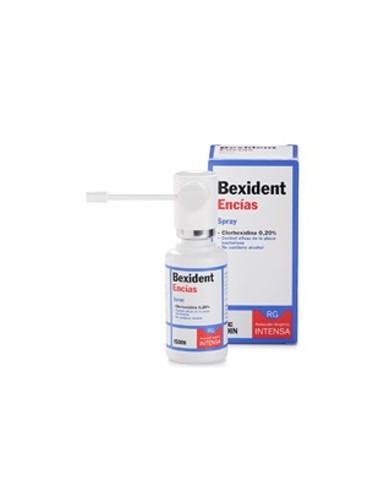 BEXIDENT ENCIAS SPRAY 40 ML
