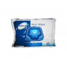 Tena Wet Wipe 48 toallitas