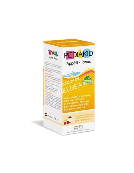 Pediakid Apetito - Tono 125 ml