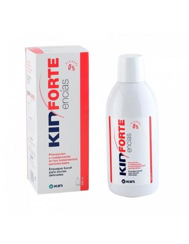 Kin Forte Encias Enjuague bucal 500 ml