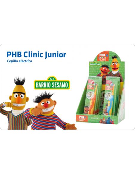 PHB Junior Clinic Cepillo electrico azul