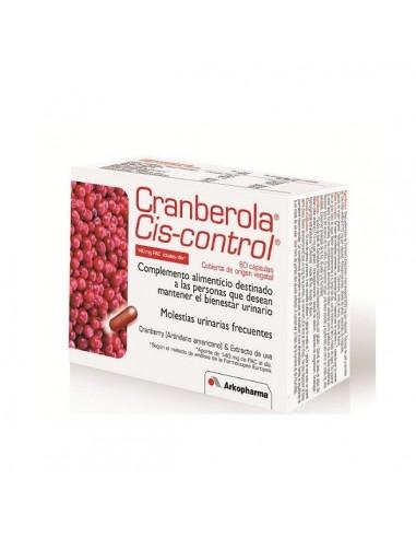 Arkopharme Cranberola Cis-control 60 Cápsulas