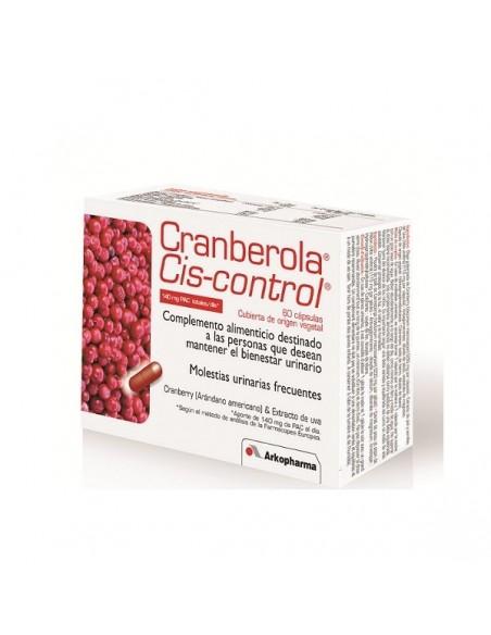 Arkopharma Cranberola Cis-control 60 Cápsulas