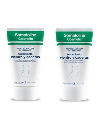 Somatoline Vientre y Caderas Advance 1 150 mL + 150 mL