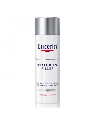Eucerin Hyaluron Filler Piel Mixta 50 mL