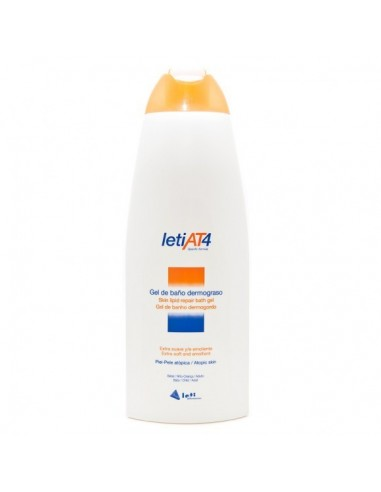 Leti AT-4 Gel de Baño 750 mL