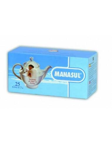 Manasul Te Infusion 25 Unidades