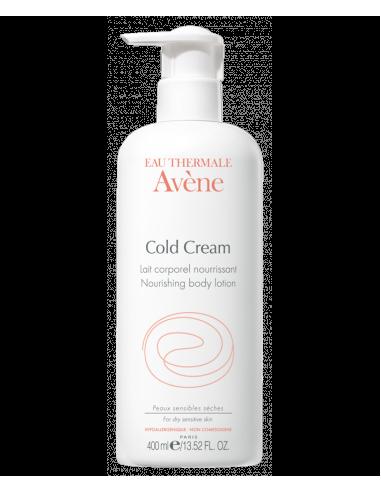 Avene Leche Corporal Cold Cream 400 mL