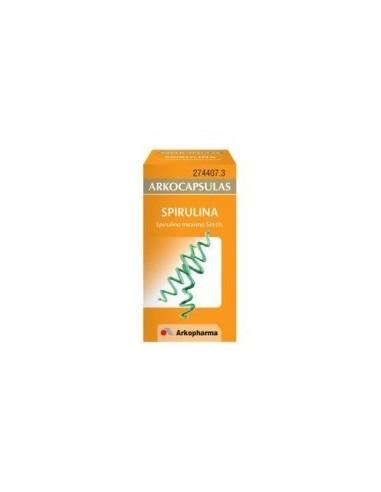 Arkopharma Spirulina 50 Cápsulas