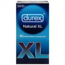 Durex Natural XL 12 Unidades