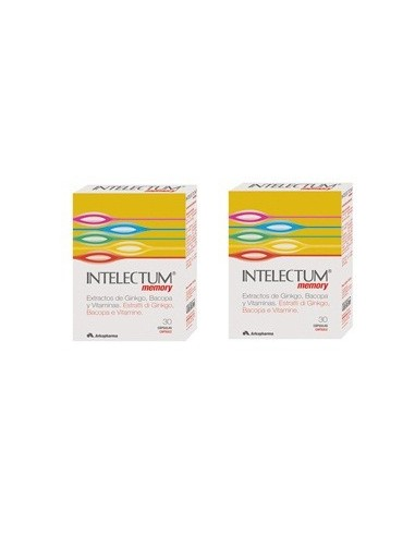 Intelectum Memory Duplo 2 X 30 Comprimidos