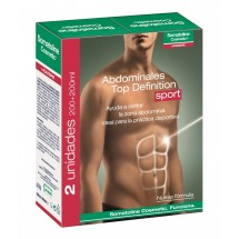 Somatoline Hombre Abdominales Top Definition Sport 2 x 200 mL