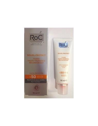 Roc Soleil-Protect Fluido Antiedad Iluminador SPF 50 50 mL