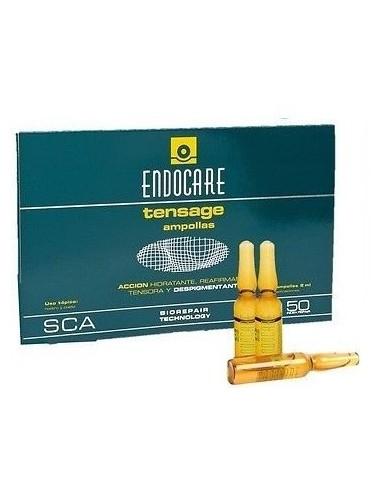 Endocare Tensage 10 Ampollas 2 Ml