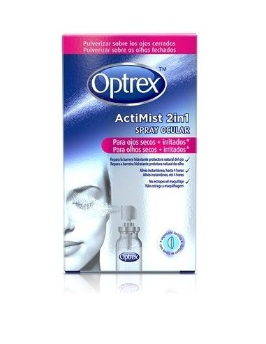 Optrex Actimist Ojos Secos e Irritados 10 mL