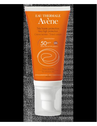 Avene Crema Color SPF 30+ 50 mL