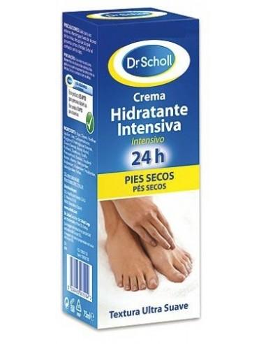 Dr Scholl Crema Hidratante Intensiva 75ml