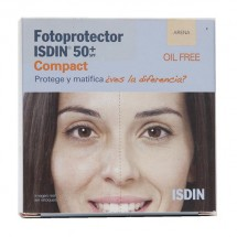 Isdin Fotoprotector Compacto  Arena Oil- Free SPF 50 10g
